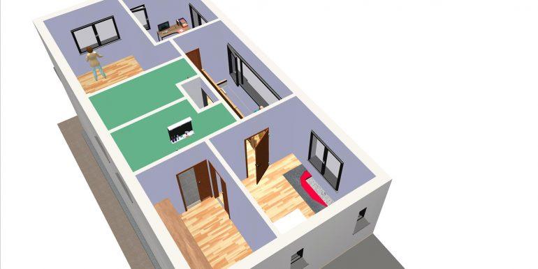 26 Maison Barcelona 158,45 m²