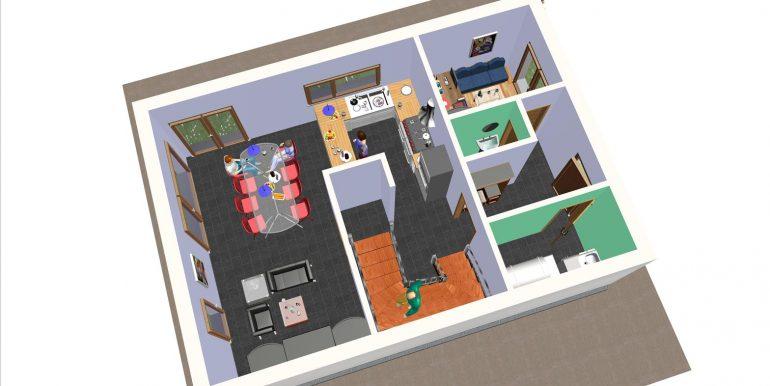 26, Vivienda 140 m2 B