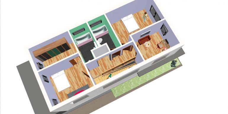 27 Maison Barcelona 158,45 m²