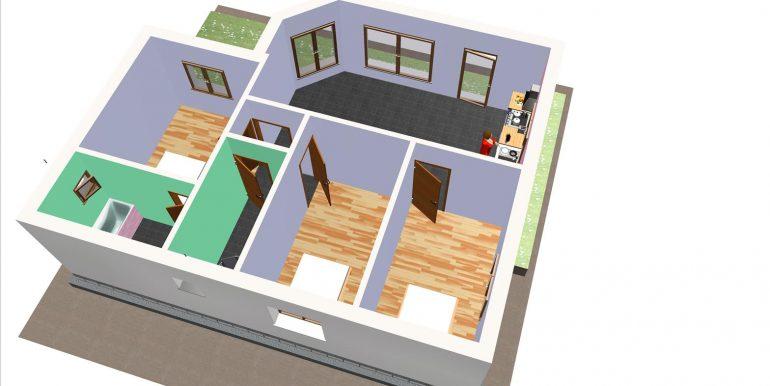 28, Vivienda 79,79 m² B