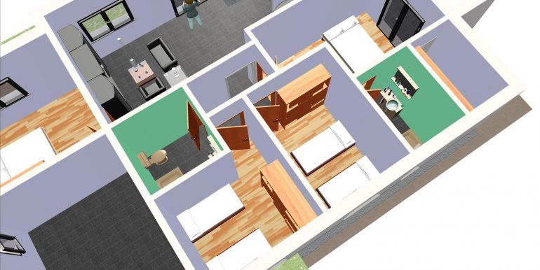 28, maison moderne garage 139,72 m2