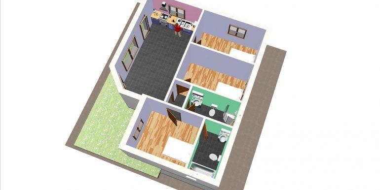 29, Vivienda 79,79 m² B