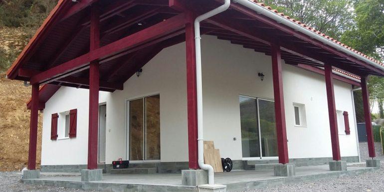 maison ossature bois economique