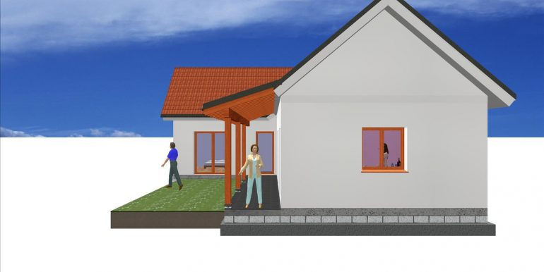 3 CONSTRUCTIONS DE MAISONS 132,87 m²