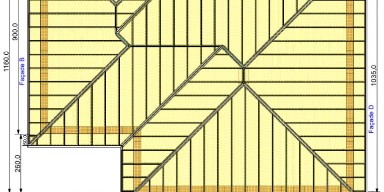 3 Plan couverture 139,75 m²