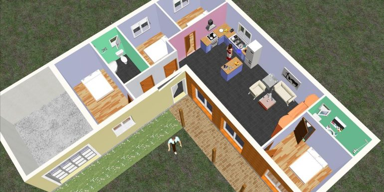 3 ProjetMr Herluison 127,50 m²