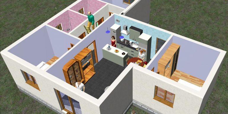 3 Sara p baja m²