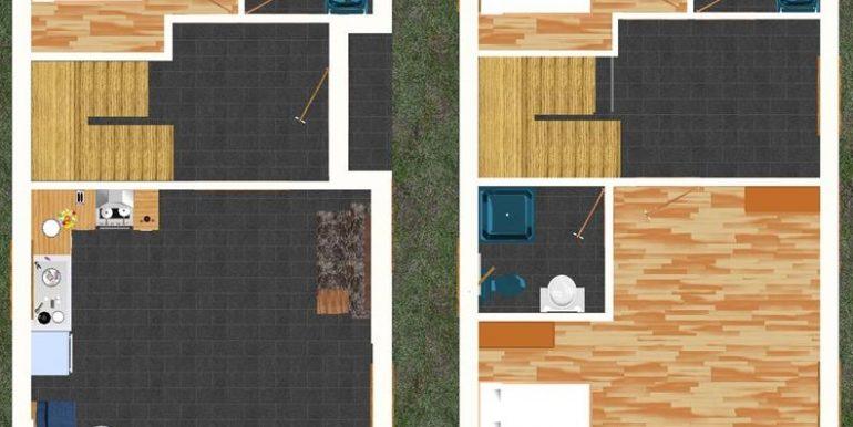 3 Vivienda 126 m²