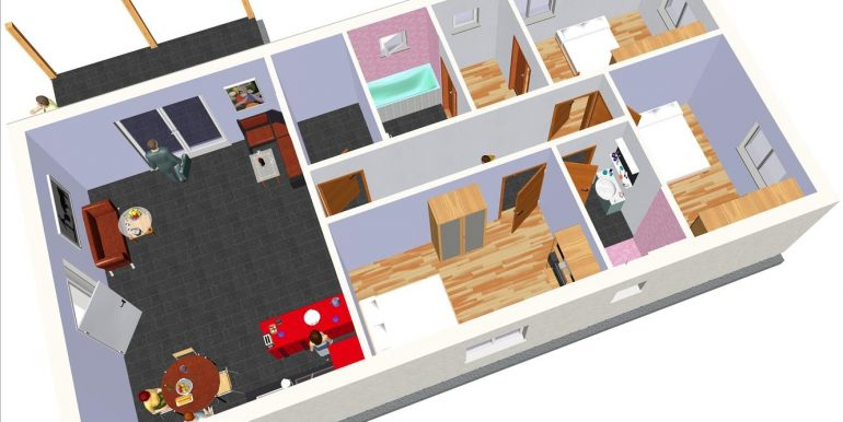 3 Vivienda Madrid 113 m²
