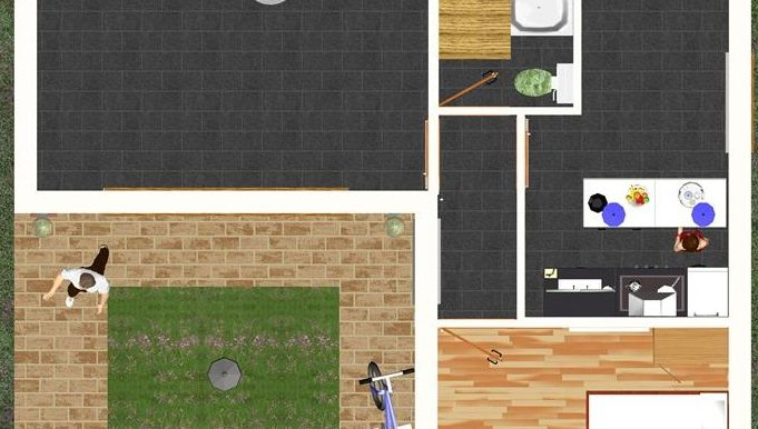 3 bajo Chalet 91,56 m²