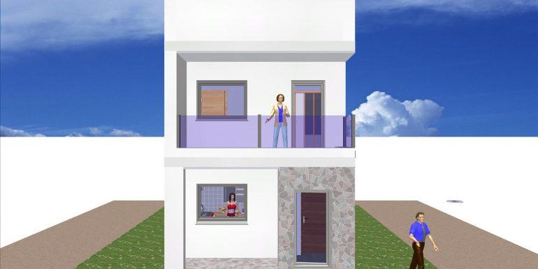 3, construction maison 170