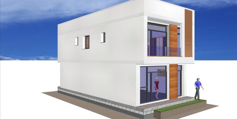 3, maison moderne 149,86