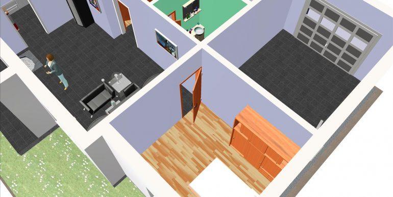 30, maison moderne garage 139,72 m2