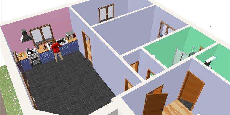 31, Vivienda 79,79 m² B