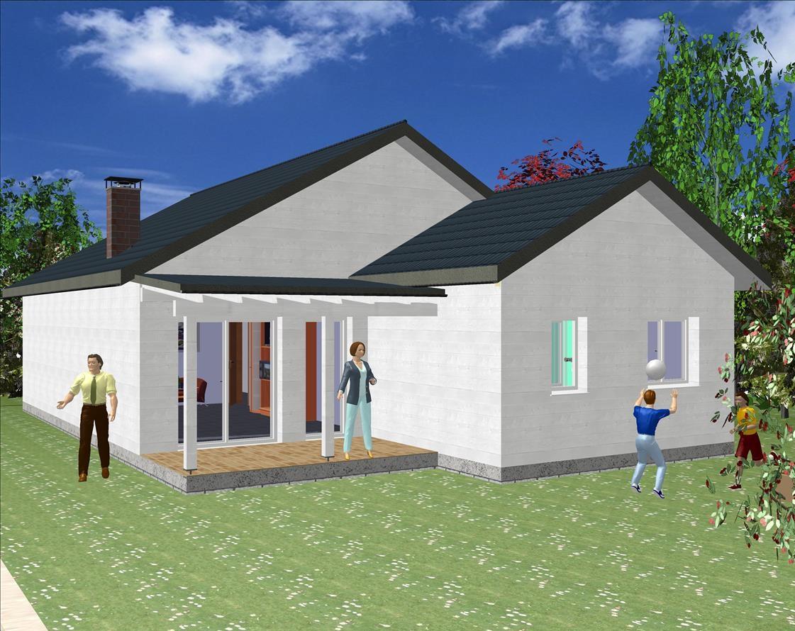 Maison classique 128,78 m² B – Prix Nous Consulter – Conforme à la RT 2020 –