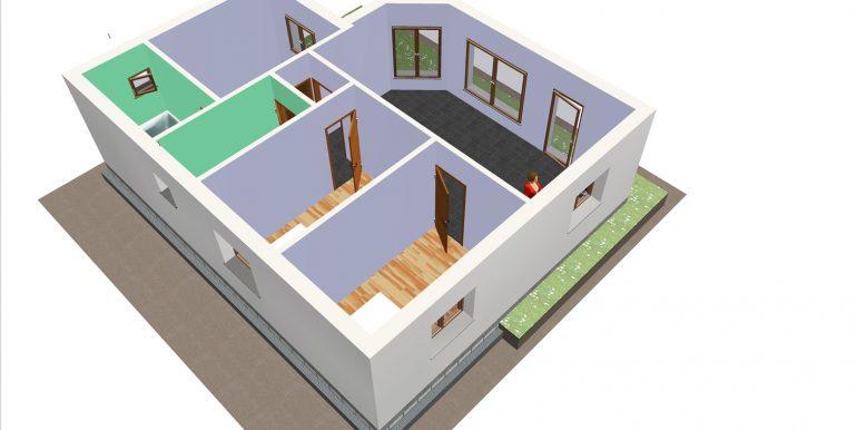 33, Vivienda 79,79 m² B