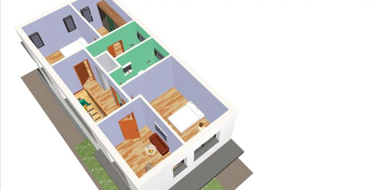 36 Maison Barcelona 158,45 m²