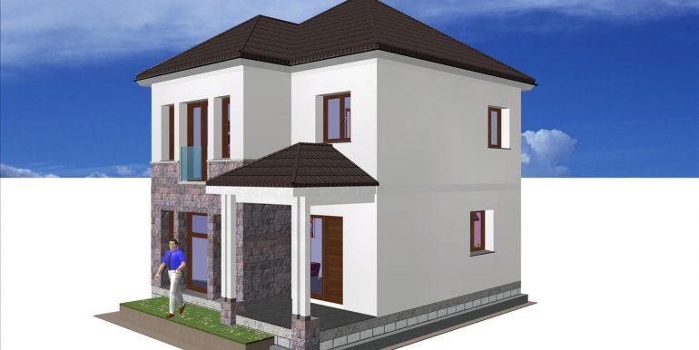 36 Maison ossature bois 115,79