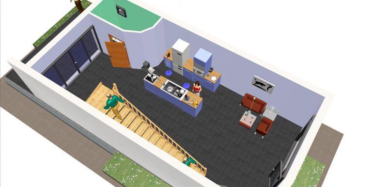 39 c Maison Barcelona 158,45 m²