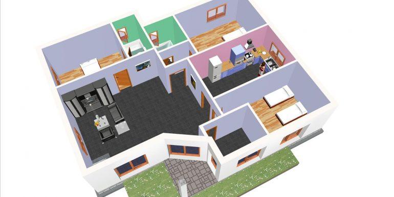 4, MAISON 139,78 m²