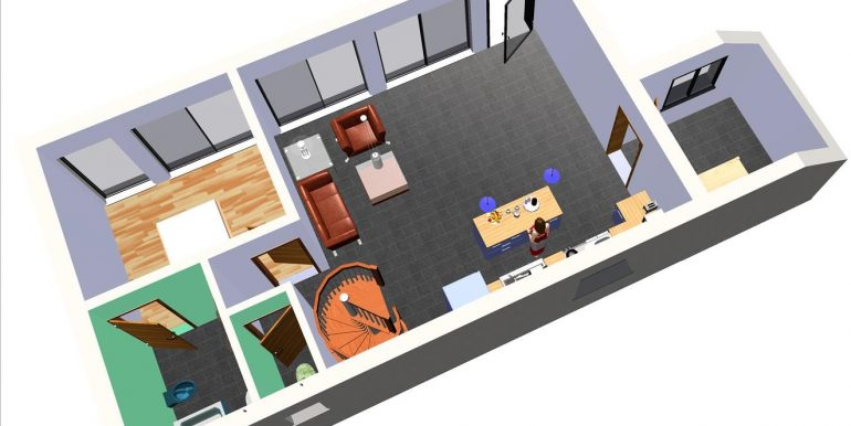 4 Vivienda 148 m²