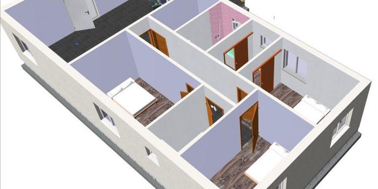 4 Vivienda Madrid 113 m²