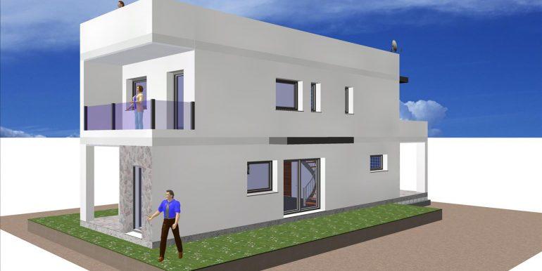4, construction maison 170