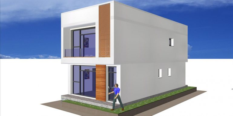 4, maison moderne 149,86