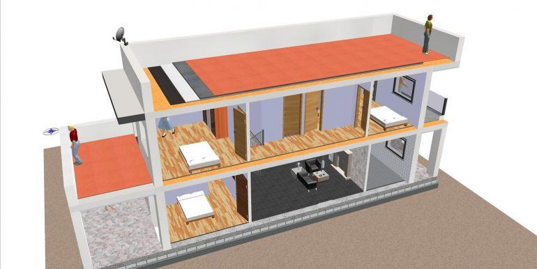 45, construction maison 170