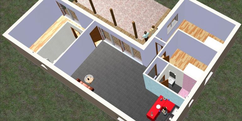 5 Chalet 108, 5 m2