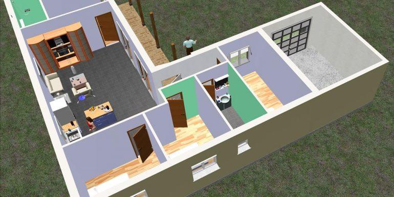 5 ProjetMr Herluison 127,50 m²