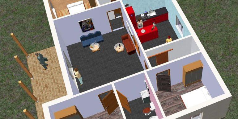 5 Vivienda 128,94 m2