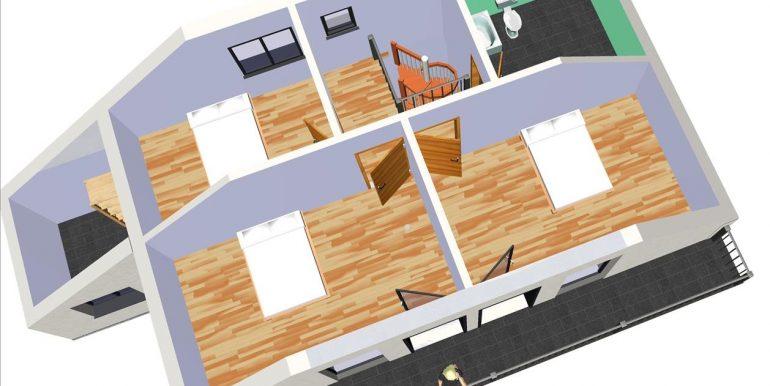 5 Vivienda 148 m²