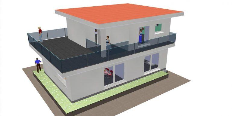5, vivienda moderna madrid