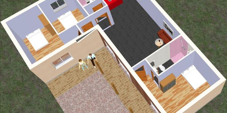 6 - Chalet 108, 5 m2