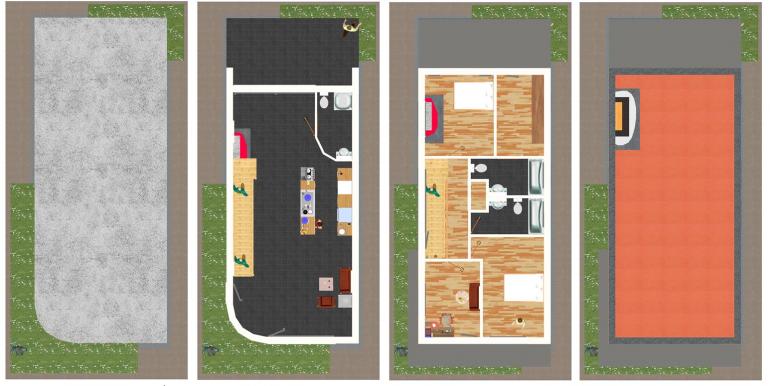 6 Maison Barcelona 158,45 m²