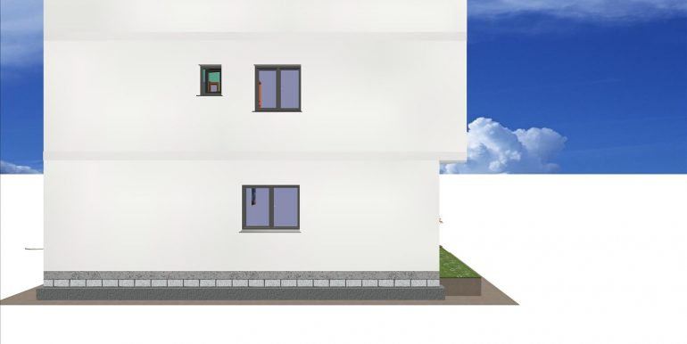 6, Maison moderne toit plat prix