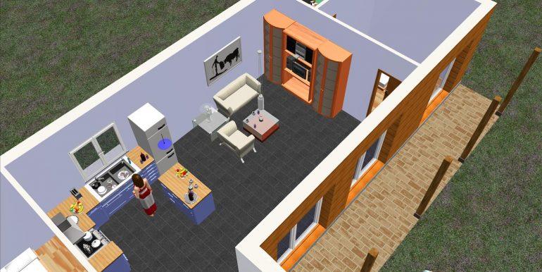 6 Projet Mr Herluison 127,50 m²