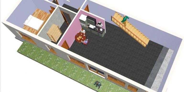 6 Vivienda 171,42 m²