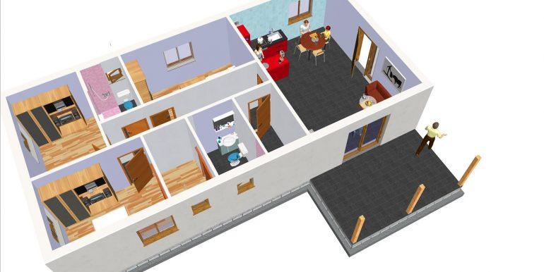 6 Vivienda Madrid 113 m²