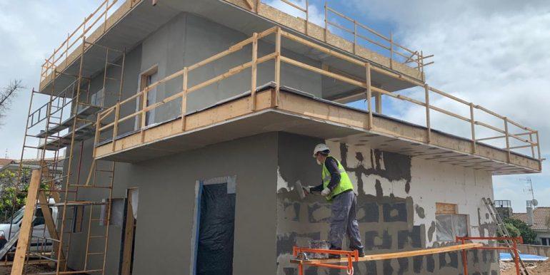 6, en construccion vivienda moderna madrid