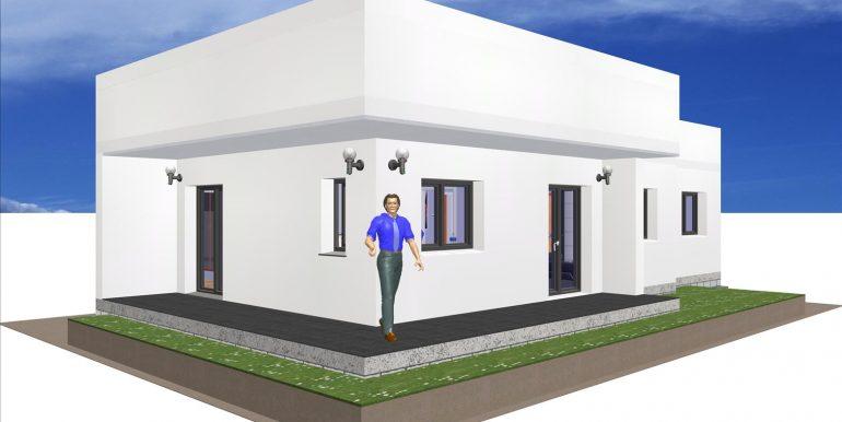 6, maison moderne garage 139,72 m2