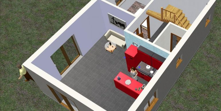 6 p baja Vivienda 105,81 m2