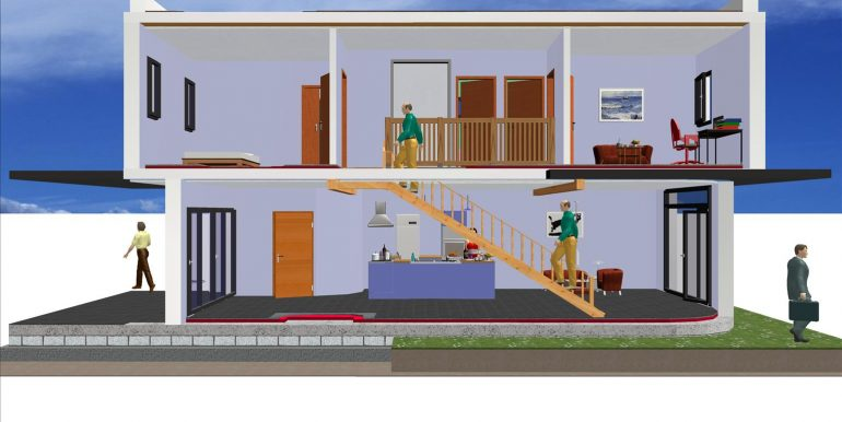 7 Maison Barcelona 158,45 m²