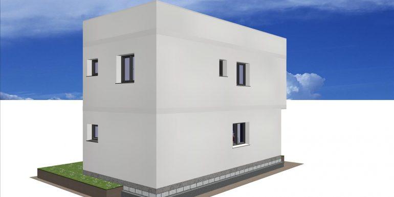 7, Maison moderne toit plat prix