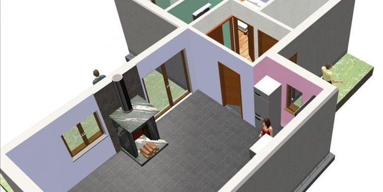 7 P baja - Vivienda 72,16 m²