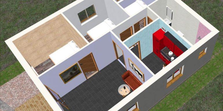 7 Vivienda 73,5 m2