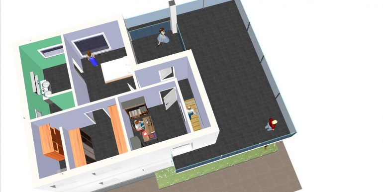 7, maisons modernes