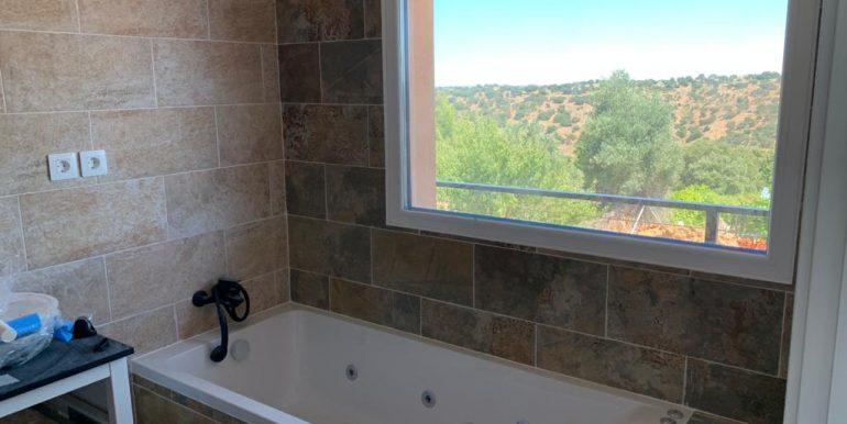 7, maisons modernes bains