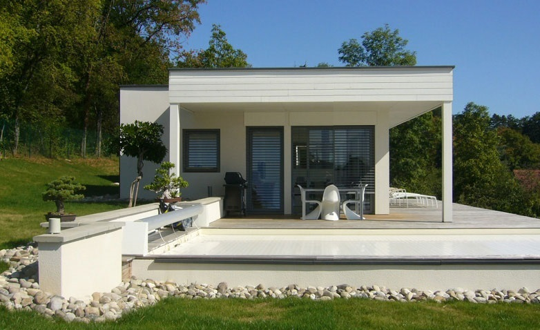 Maison moderne contemporaine 73,50 m² Prix 74.393,46 € TTC – Conforme à la RT 2020